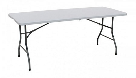 Table pliante 182 x 74 cm