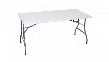 Table pliante 150 x 74 cm