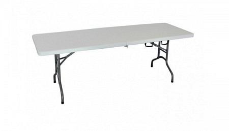 Table pliante 210 x 76 cm