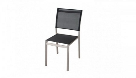 F Chaise de jardin DAVOS en deux couleurs