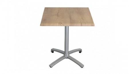 D Table de bistro 70 x 70 cm INDIANA