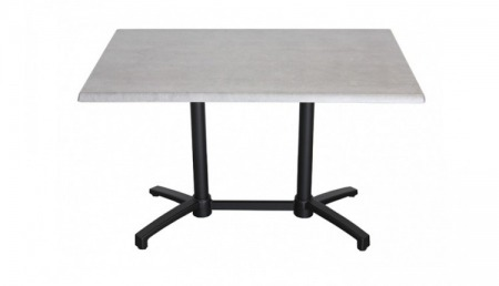 F Table de jardin 80 x 120 cm CITY